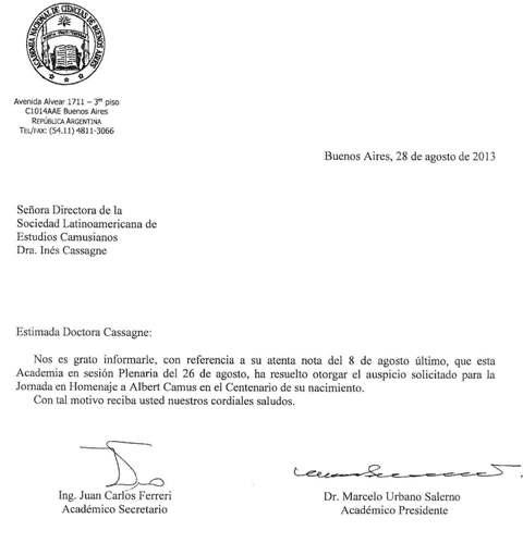 Nota_de auspicio de la Academia_Nacional de Ciencias_de Buenos_Aires